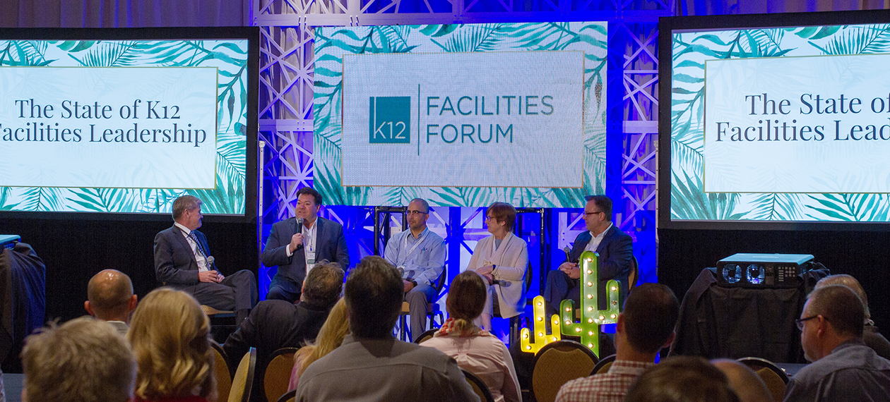 The State of K12 Facilities Leadership